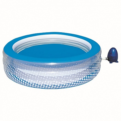Bestway Bubble Pool 2in1 relaxációs medence 196x53cm